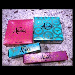 Aladdin Mac Collection!!